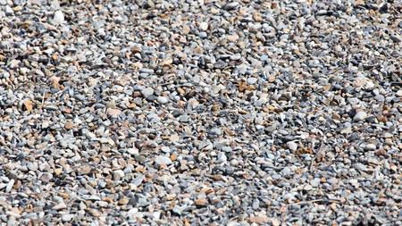 macadam: gravel background