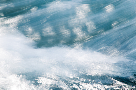 relentless: background of stormy water