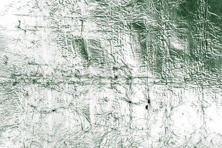 aluminum foil: foil as a background. texture