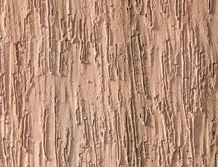 background abstracts: plaster on the wall as a background. texture Stock Photo