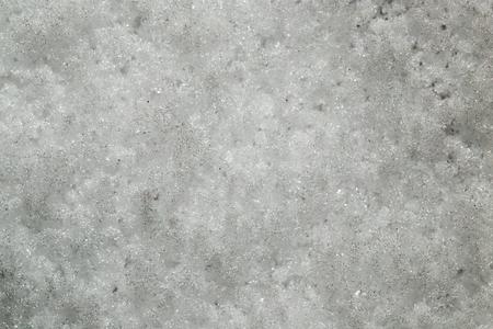 deep powder snow: background of snow. macro