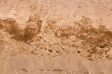 red clay: red clay at nature as background
