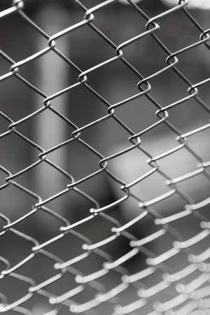 metal grid: metal grid as a background