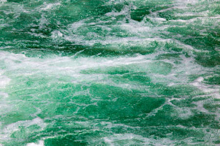 stormy waters: stormy waters of the river as a backdrop