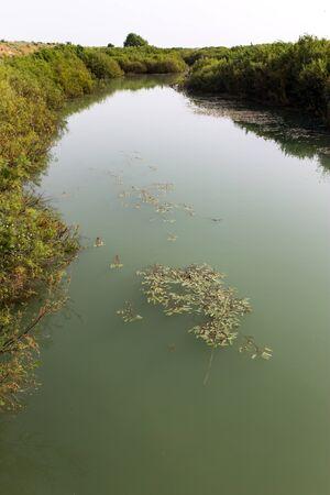 kazakhstan: Bugun River in Kazakhstan