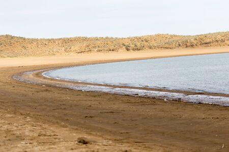 kazakhstan: Lake Shardara. Kazakhstan