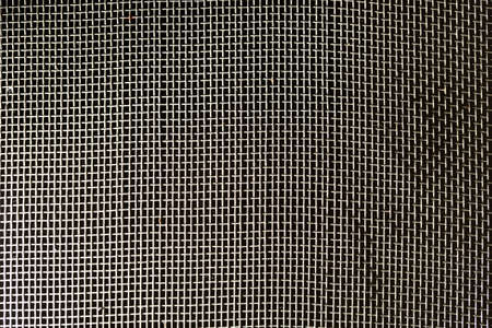 metal mesh: abstract background of metal mesh