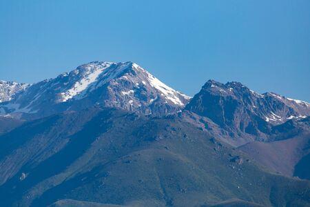 kyrgyzstan: beautiful mountains in Kyrgyzstan