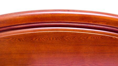 caoba: fondo de la madera roja