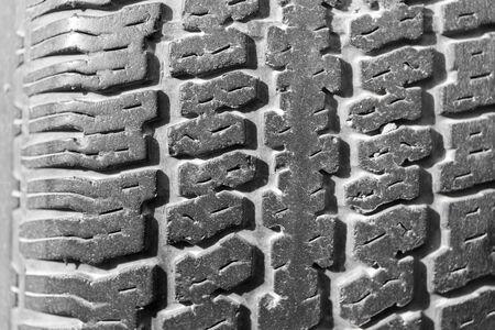tread: tire tread as background