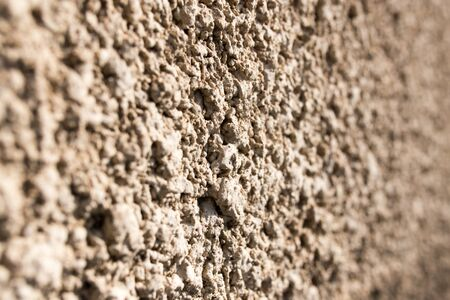 coatings: concrete coat on the wall as background