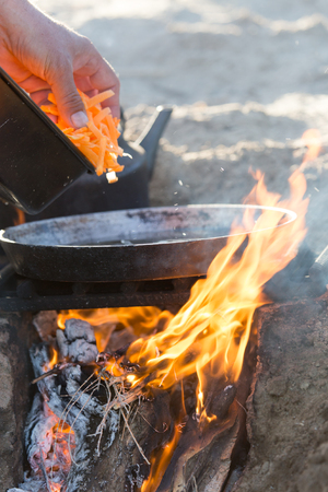 cooking on the nature of the stake