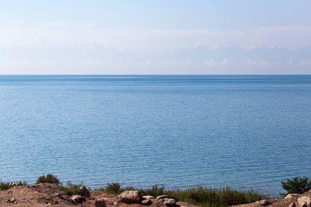 kyrgyzstan: Lake Issyk-Kul in Kyrgyzstan
