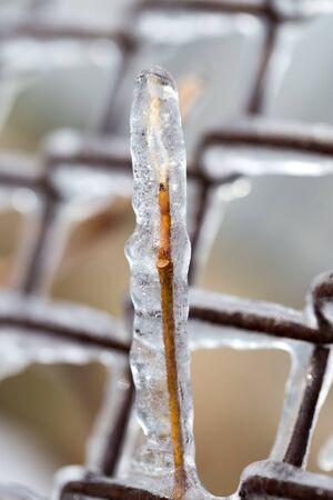 sopel lodu: sopel Zewnątrz