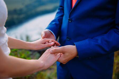 wedding theme, holding hands newlyweds