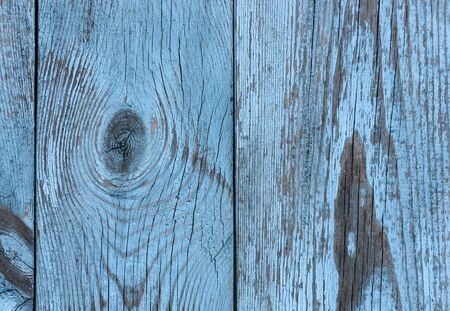 Painted old vintage blue and grey wooden textured wall, close up. Vintage background. Copy space. 版權商用圖片 - 149250965