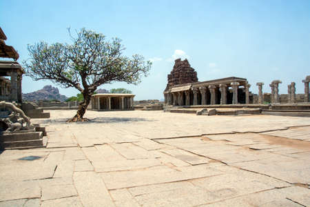 The Vittala Temple or Vitthala Temple in Hampi is an ancient monument that is well-known for its exceptional architecture and unmatched craftsmanship.