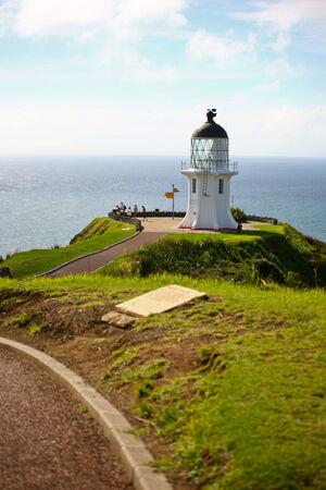 Cape Reinga Lighthouse photo