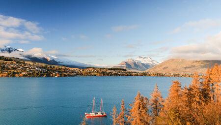Queenstown, New Zealand photo