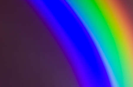 spectrum: the color spectrum blurry background. rainbow abstract. Stock Photo