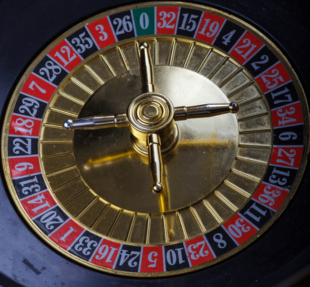 bets: Image of casino roulette Stock Photo