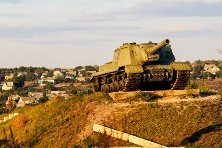 Tank monument sovet