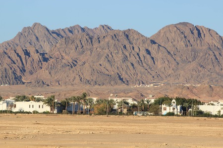 Connection valley in Dahab city, South Sinai. Фото со стока - 99245962