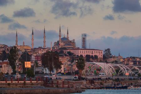 Eurasia Tunnel (Avrasya Tuneli) Istanbul, Turkey.