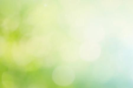 추상 봄 또는 여름 bokeh 배경 스톡 콘텐츠