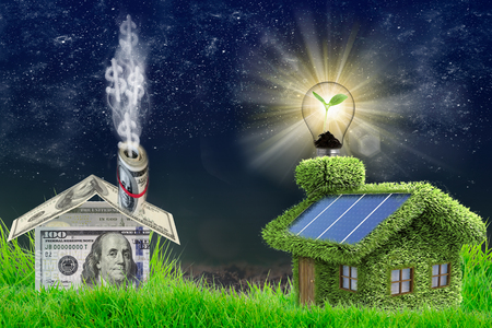 Save Money with Energy Efficiency at Home.