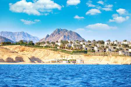 dessert coast of sharm el sheikh, egypt Banque d'images