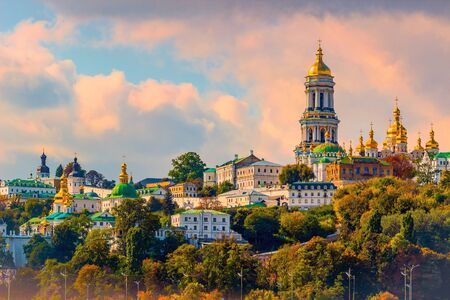 Kiev Pechersk Lavra or the Kiev Monastery of the Caves. Kiev. Ukraine.