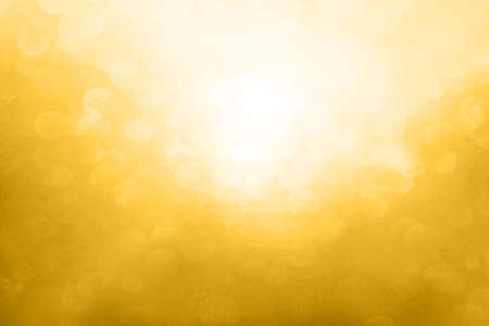 Abstract blured fortuna gold color background
