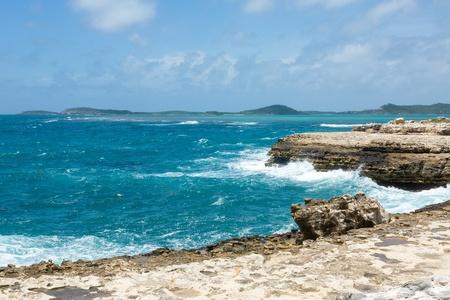 Scenic Ocean Coastline at Devil Stock Photo - 21693721