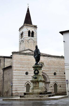 garibaldi: Foligno piazza garibaldi