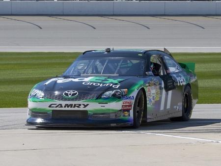 Race Car Редакционное
