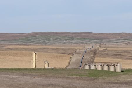 Gas and Oil in North Dakota photo