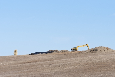 Gas and Oil Exploration in North Dakota photo
