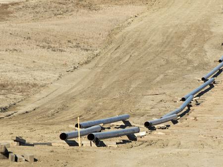 New Gas Pipeline photo