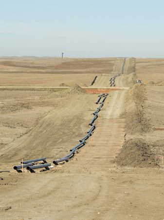 Natural Gas Pipeline photo