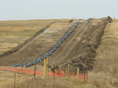Oil Pipeline photo