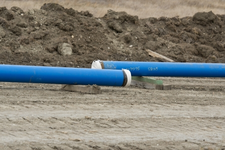 New Pipeline in North Dakota photo