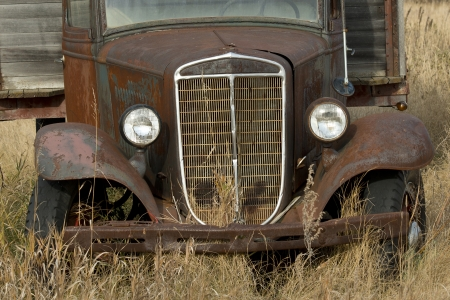 Old Antique Truck photo