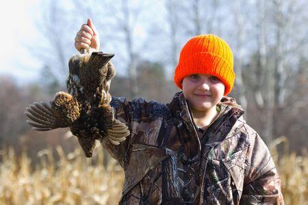 grouse: grouse hunter