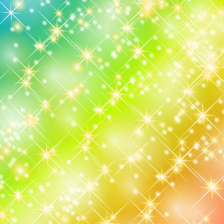 background stars Stock Photo