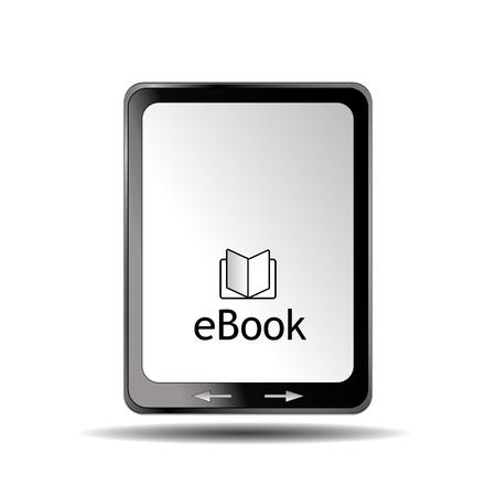 ebook reader black photo