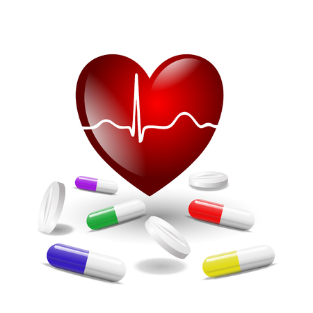 heart tablets photo
