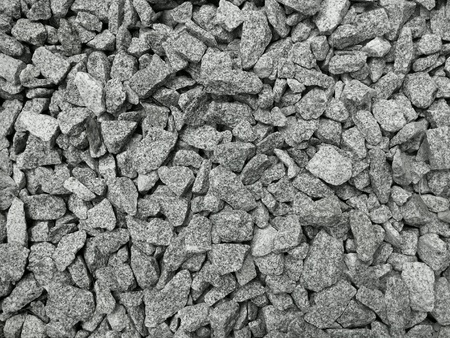 Gravel gray background