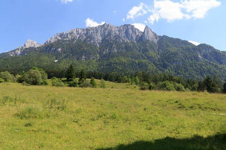 kaiser: Zahmer Kaiser mountains