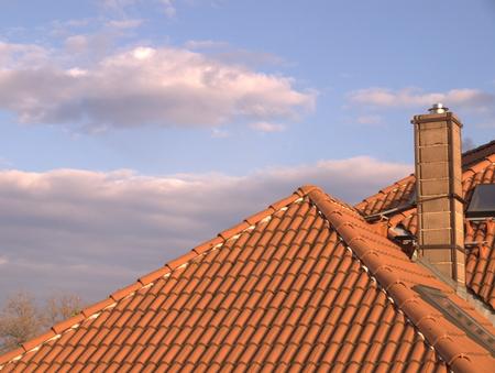 Ausblick mit Dach